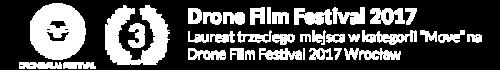 3 miejsce na festiwalu filmów z drona