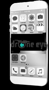 Kontak zdjęcia z drona drOne eye