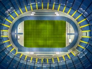 stadion slaski chorzow kociol czarownic trybuny